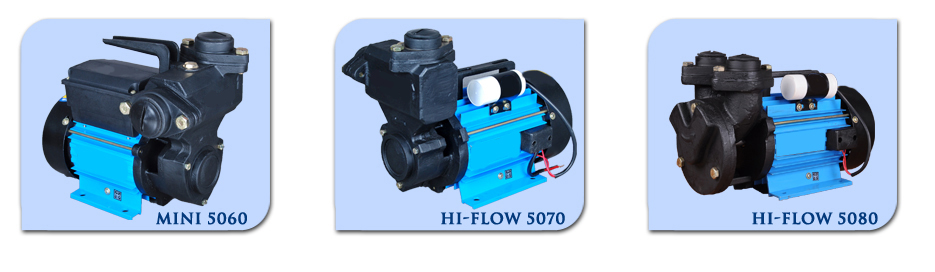 Domestic Water Boosting Pumps
